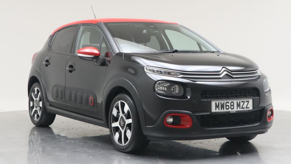 2019 Used Citroen C3 1.2L Flair Nav Edition PureTech