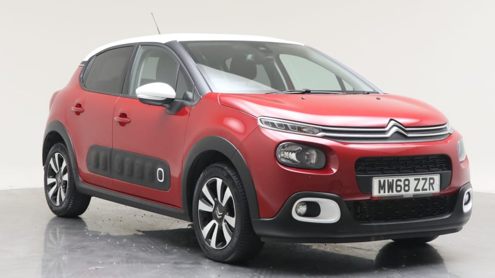 2019 Used Citroen C3 1.2L Flair PureTech