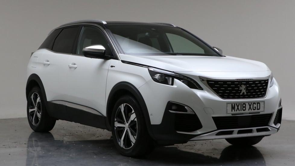2018 Used Peugeot 3008 2L GT BlueHDi