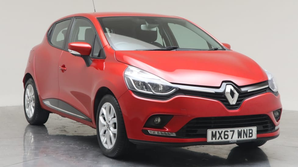 2017 Used Renault Clio 0.9L Dynamique Nav TCe