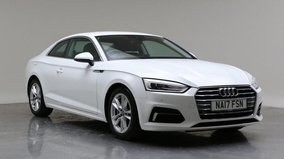 2017 Used Audi A5 2L Sport ultra TDI
