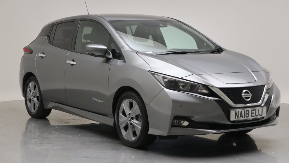 2018 Used Nissan Leaf N-Connecta