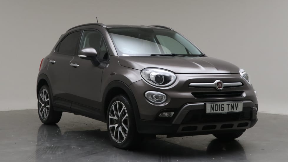 2016 Used Fiat 500X 1.4L Cross Plus MultiAir