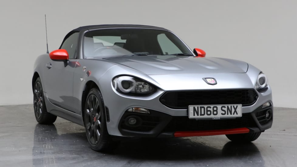 2018 Used Abarth 124 Spider 1.4L GT MultiAir