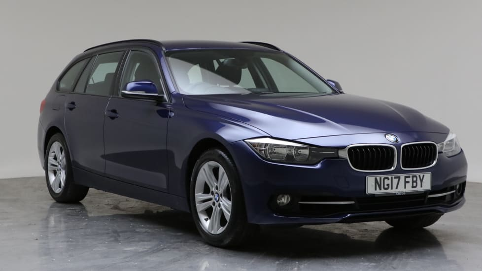2017 Used BMW 3 Series 1.5L Sport 318i