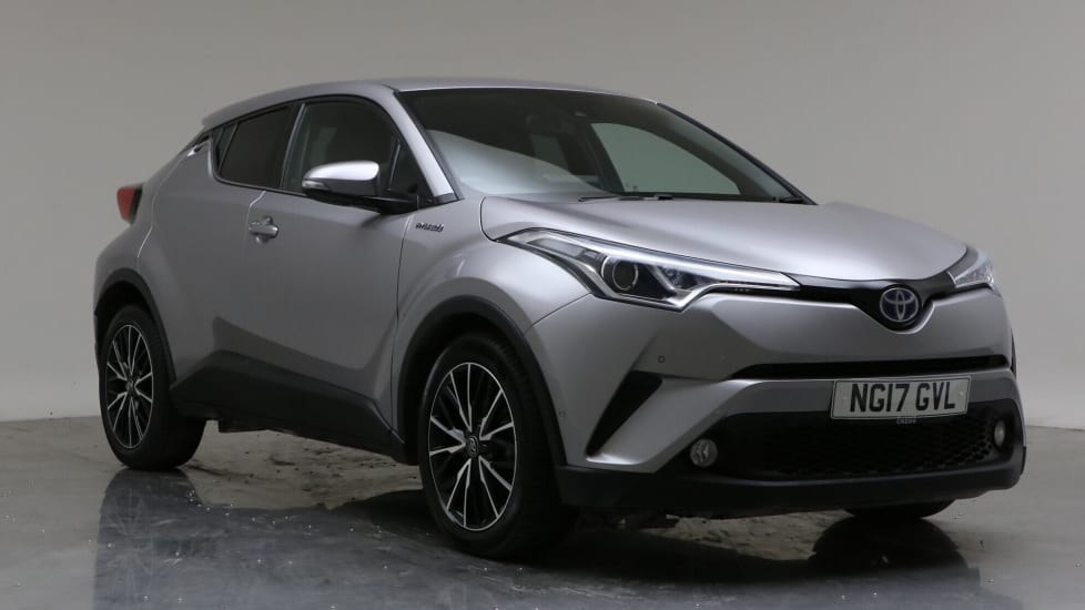 2017 Used Toyota C-HR 1.8L Excel VVT-h