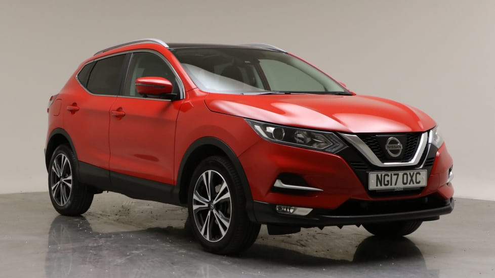 2017 Used Nissan Qashqai 1.5L N-Connecta dCi