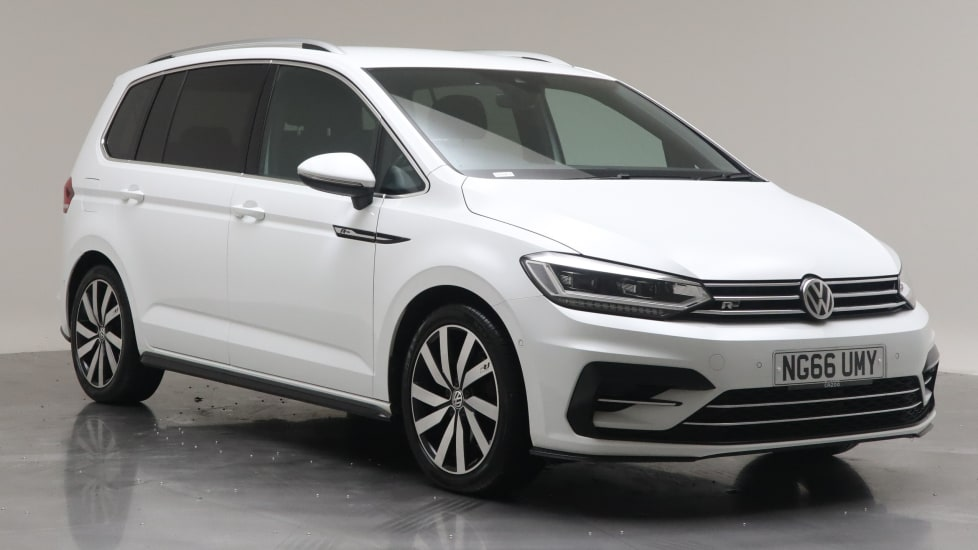 2016 Used Volkswagen Touran 1.4L R-Line BlueMotion Tech TSI