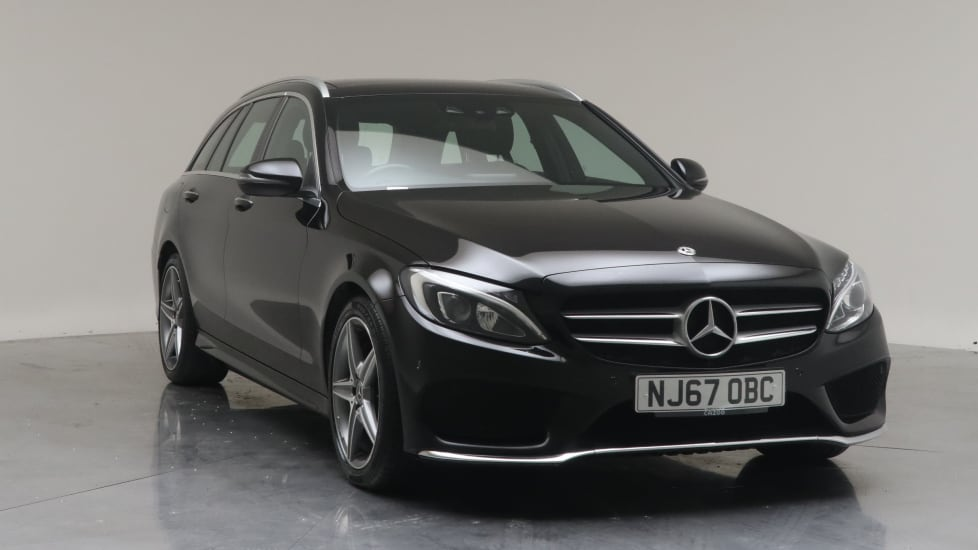 2017 Used Mercedes-Benz C Class 2.1L AMG Line C220d