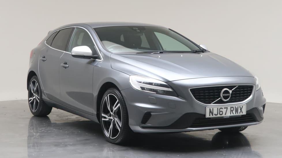 2017 Used Volvo V40 2L R-Design Pro T3