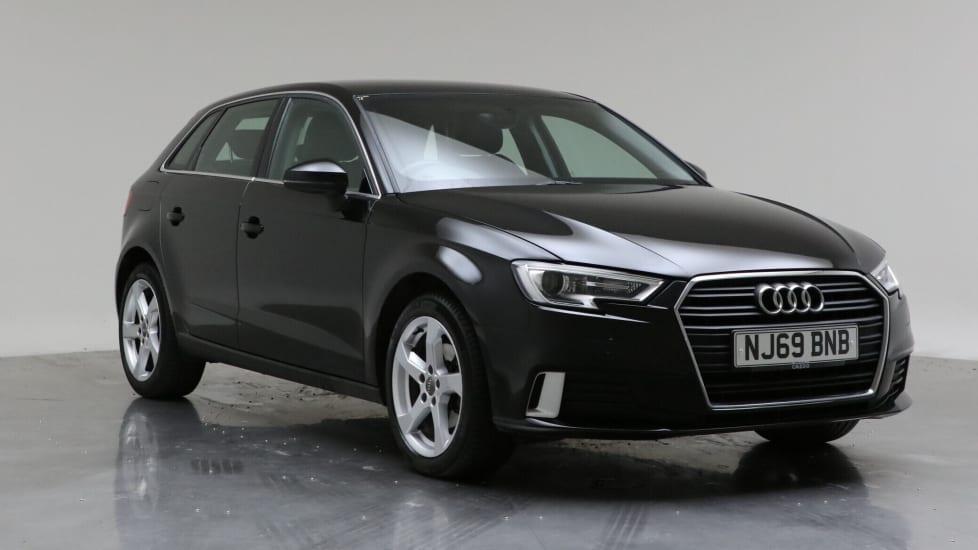 2019 Used Audi A3 1.6L Sport TDI
