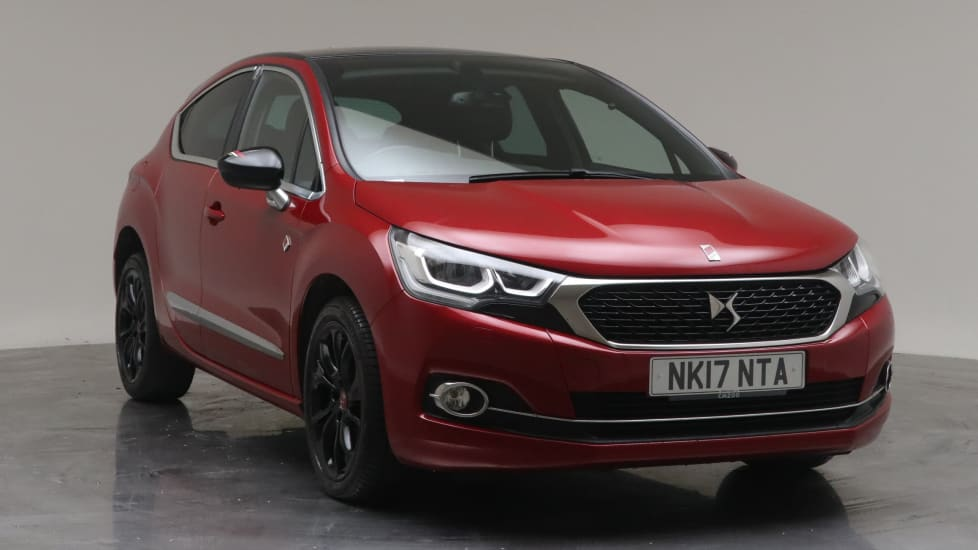 2017 Used DS DS 4 2L Performance Line BlueHDi