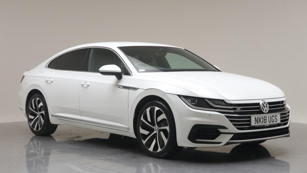 2018 Used Volkswagen Arteon 2L R-Line TSI