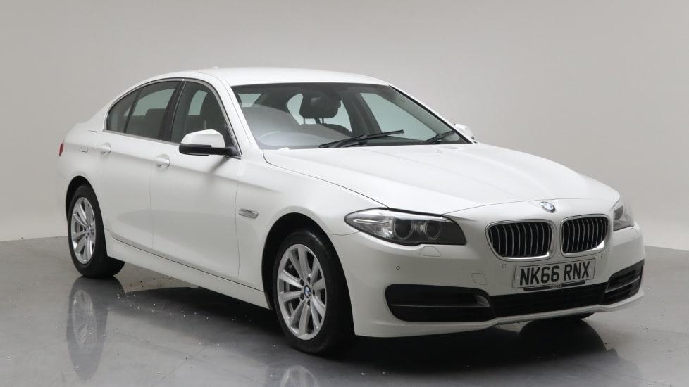 2016 Used BMW 5 Series 2L SE 520d