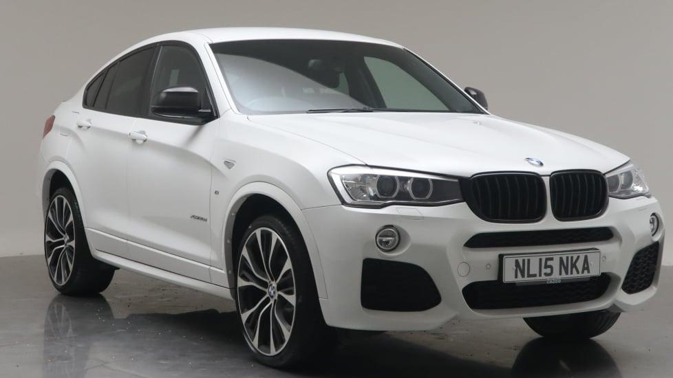 2015 Used BMW X4 3L M Sport 30d
