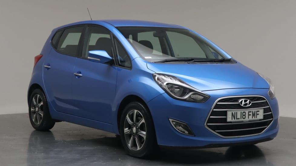 2018 Used Hyundai ix20 1.4L SE Blue Drive