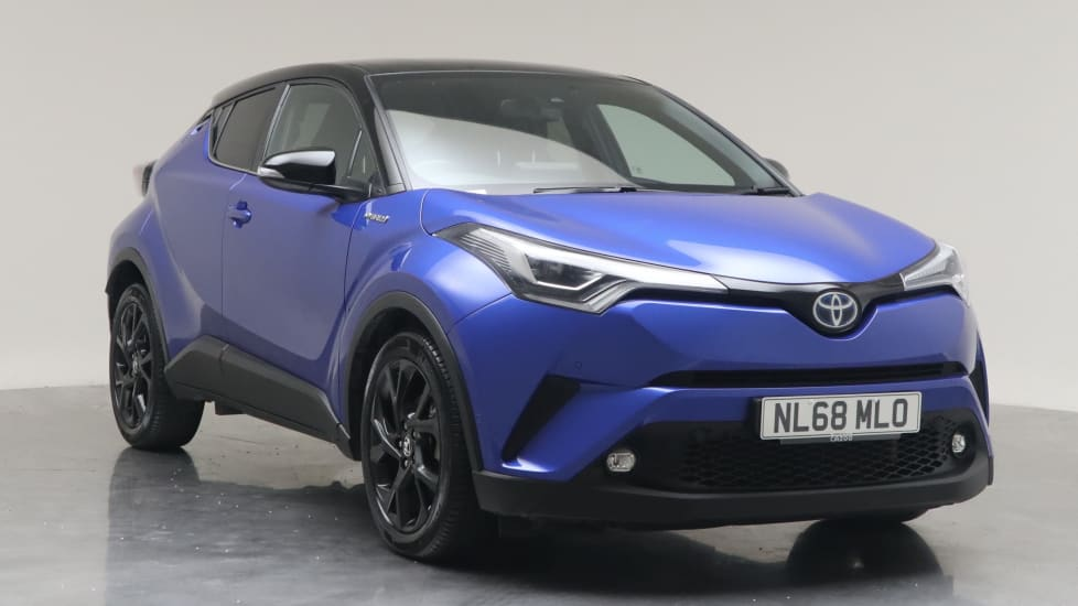 2018 Used Toyota C-HR 1.8L Dynamic VVT-h