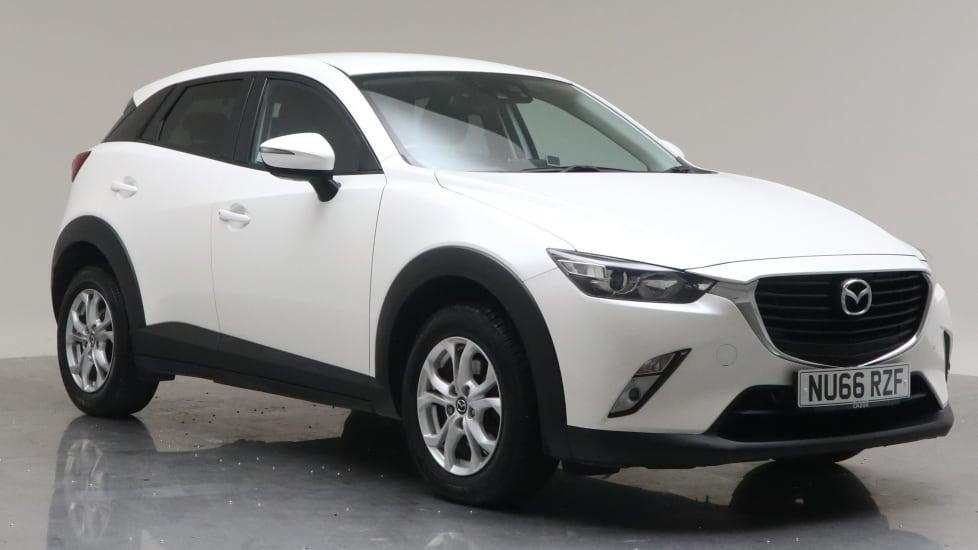 2016 Used Mazda CX-3 1.5L SE-L Nav SKYACTIV-D