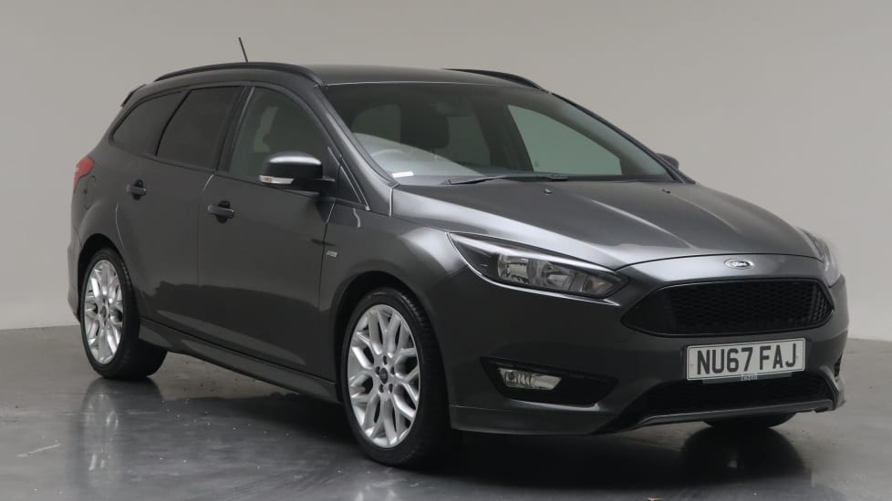 2017 Used Ford Focus 1.5L ST-Line EcoBoost TDCi