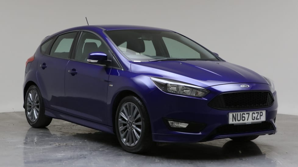 2017 Used Ford Focus 1.5L ST-Line TDCi
