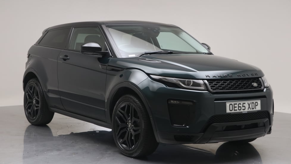2016 Used Land Rover Range Rover Evoque 2L HSE Dynamic Lux TD4