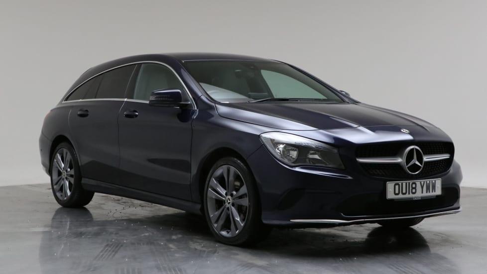 2018 Used Mercedes-Benz CLA Class 1.6L Sport CLA180