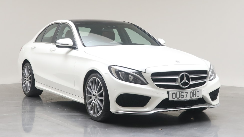 2017 Used Mercedes-Benz C Class 2.1L AMG Line C250d
