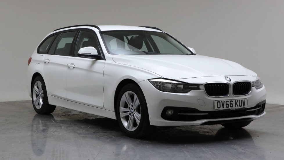 2016 Used BMW 3 Series 1.5L Sport 318i