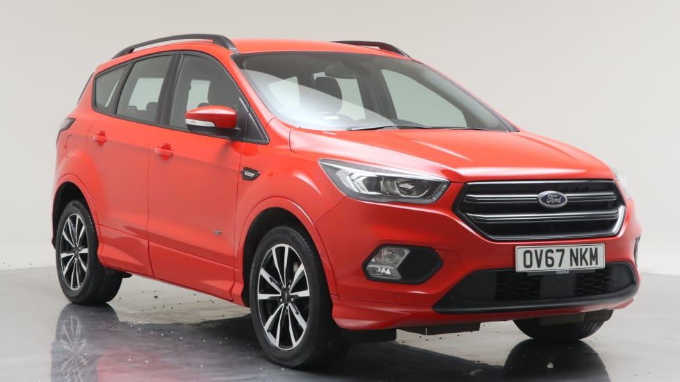 2017 Used Ford Kuga 2L ST-Line EcoBlue TDCi