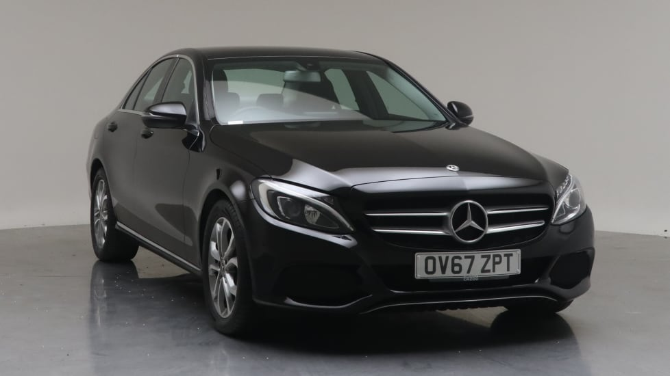 2017 Used Mercedes-Benz C Class 2.1L Sport C300dh