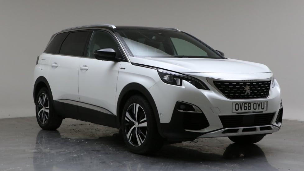 2018 Used Peugeot 5008 1.5L GT Line BlueHDi