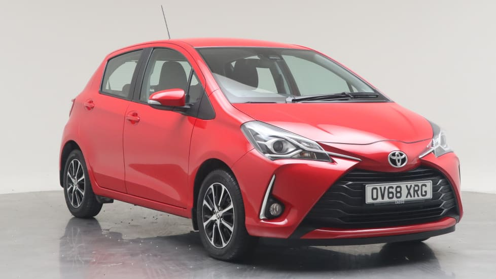 2019 Used Toyota Yaris 1.5L Icon Tech VVT-i
