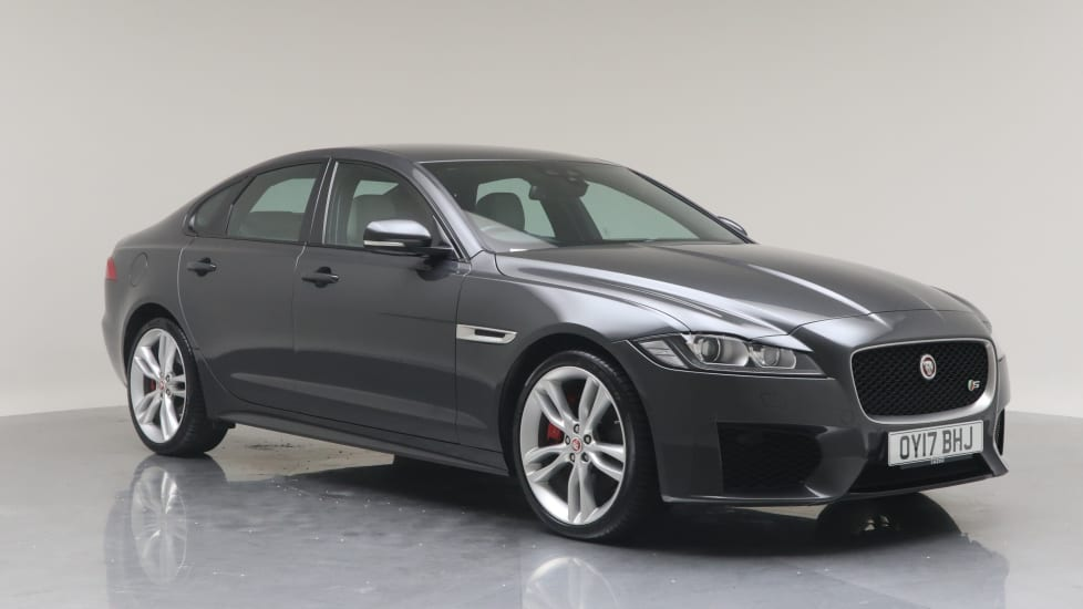 2017 Used Jaguar XF 3L S d V6