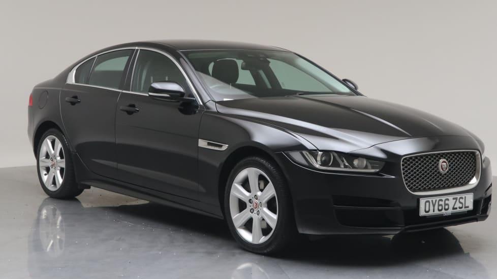 2016 Used Jaguar XE 2L Portfolio d
