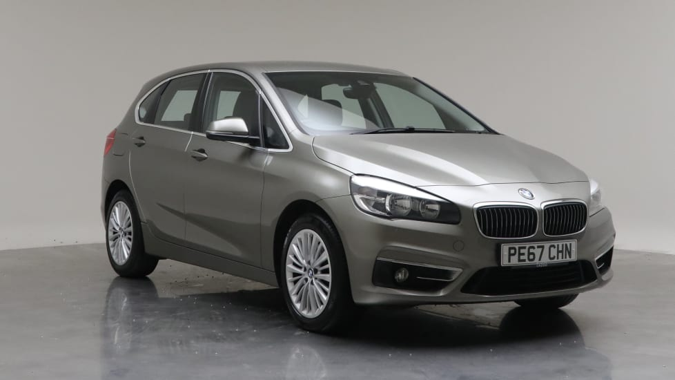 2017 Used BMW 2 Series Active Tourer 2L Luxury 220d