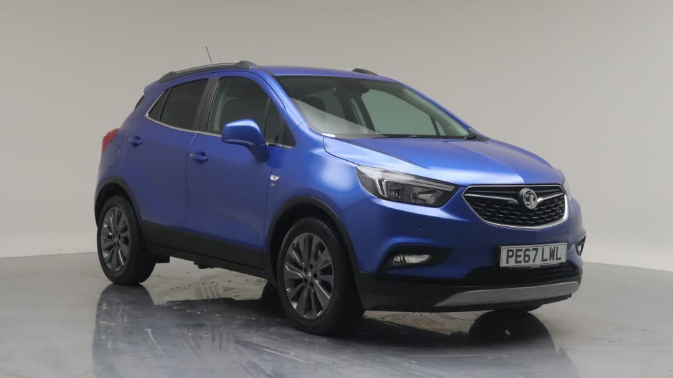 2017 Used Vauxhall Mokka X 1.6L Elite Nav ecoFLEX CDTi