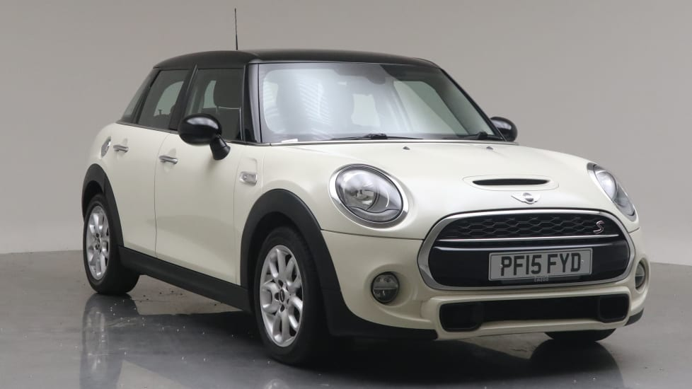 2015 Used Mini Hatch 2L Cooper SD