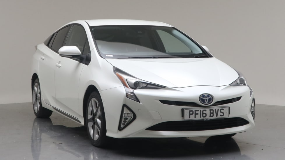 2016 Used Toyota Prius 1.8L Business Edition Plus VVT-h