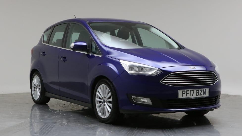 2017 Used Ford C-Max 1L Titanium EcoBoost T