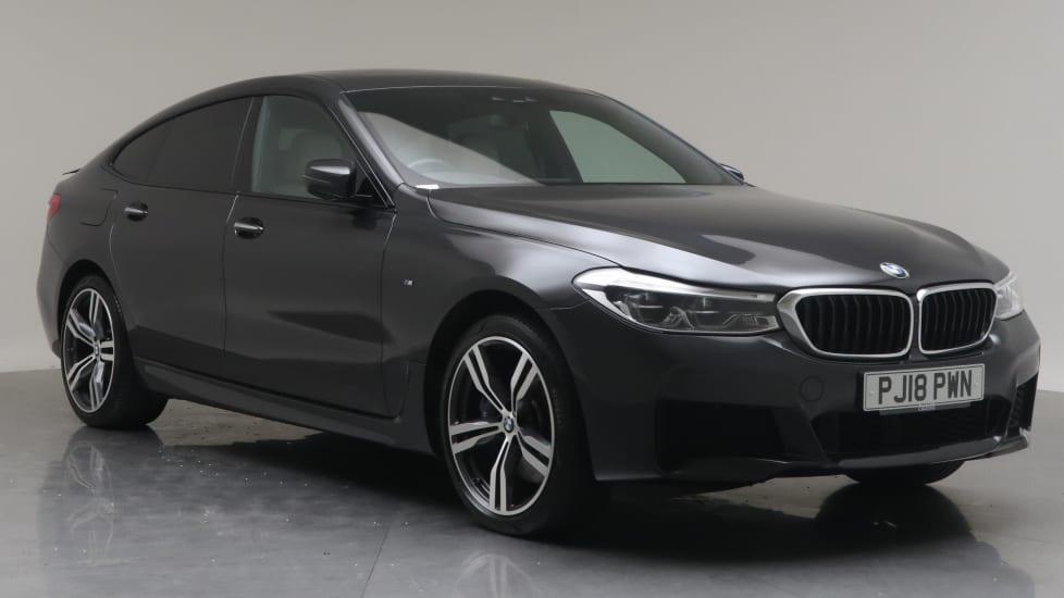 2018 Used BMW 6 Series Gran Turismo 3L M Sport 640i