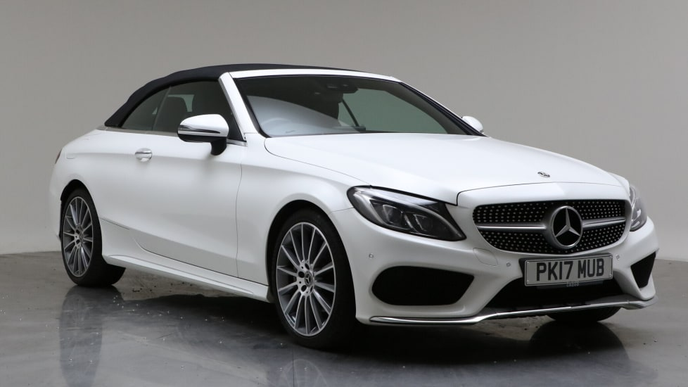 2017 Used Mercedes-Benz C Class 2L AMG Line C200