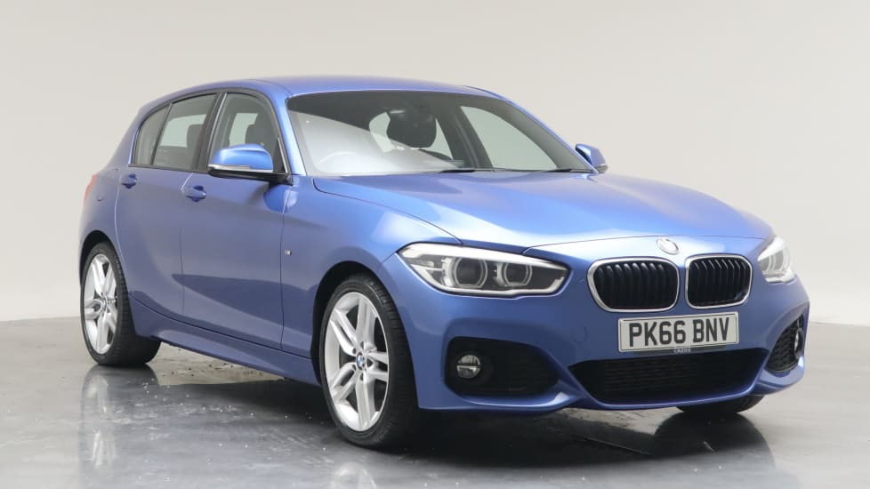 2016 Used BMW 1 Series 1.5L M Sport 118i