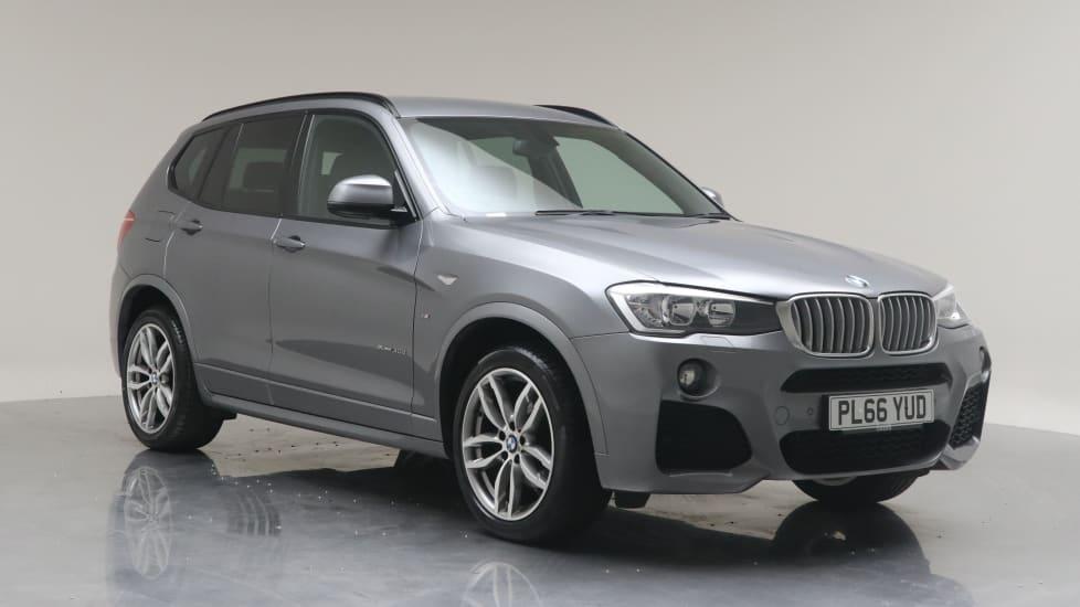 2017 Used BMW X3 3L M Sport 30d