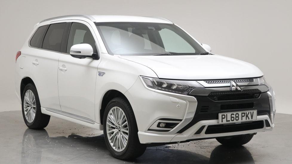 2018 Used Mitsubishi Outlander 2.4L 4hs h TwinMotor