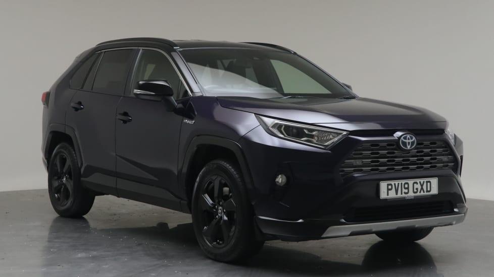 2019 Used Toyota RAV4 2.5L Dynamic VVT-h