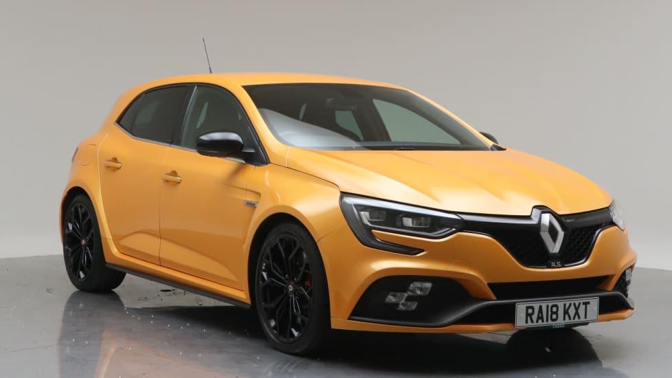 2018 Used Renault Megane 1.8L R.S.280 T