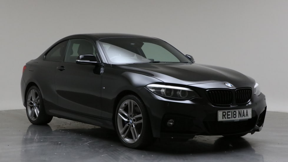 2018 Used BMW 2 Series 2L M Sport 220i