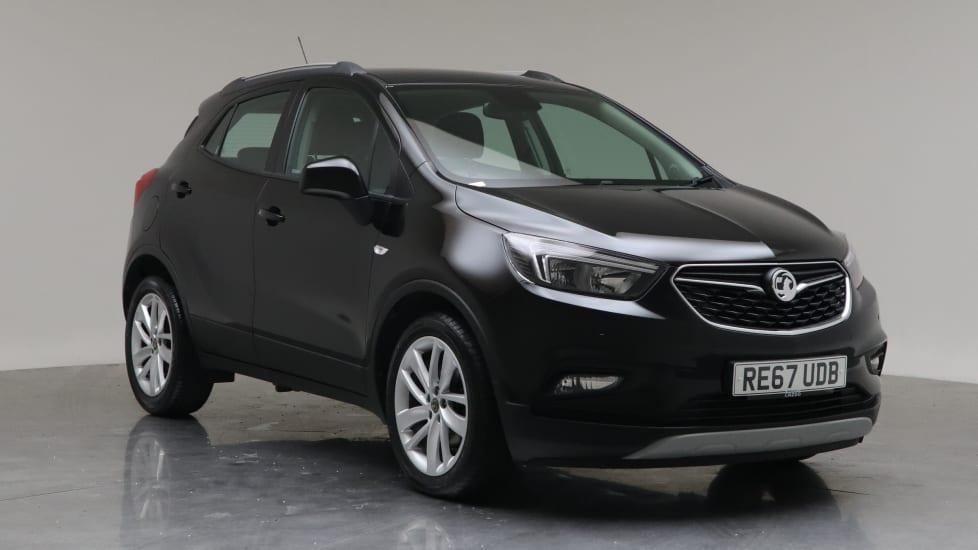2017 Used Vauxhall Mokka X 1.4L Active i Turbo