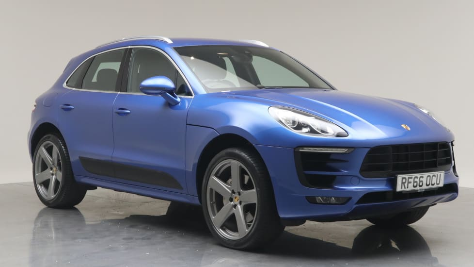 2016 Used Porsche Macan 3L S V6