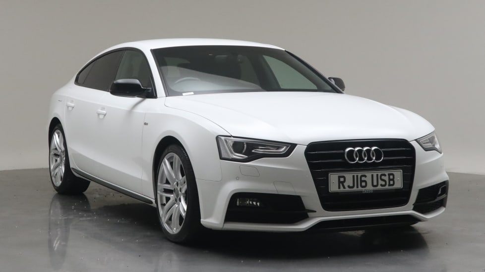 2016 Used Audi A5 2L Black Edition Plus TDI